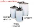 Hydroextractors